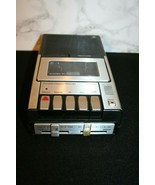 JC Penney AC/DC Portable Cassette Recorder Player 681-6531 UNTESTED TVmo... - $34.95