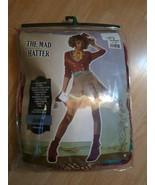 Disney Alice In Wonderland Mad Hatter Costume Child Junior 7 - 9 Medium ... - $29.65