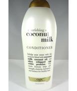 OGX Nourishing + Coconut Milk Conditioner 25.4 oz {HB-O} - $15.99