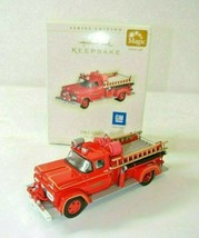 Hallmark 2006 Fire Brigade #4 in series 1961 GMC QX2326 - $14.84