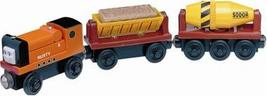 Learning Curve Thomas & Friends Wooden Railway - Rusty with Construction... - $69.29