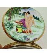 Antique Chinese Qing Dynasty 14k gold and Erotic enamel Vacheron Geneve ... - $12,900.00