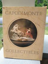 Antique Capodimonte Porcelain Figurines History Information guide Book 192 pages - $26.99