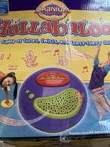 Cranium HULLABALOO Dance Game Tunes Twists Topsy Turvy Fun VGUC COMPLETE - $32.73