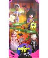 Barbie KELLY Halloween Fun Lil Friends of Kelly Gift Set -Target Special... - $74.99