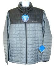 COLUMBIA Rilan Ridge Men's Gray Omni-Heat Jackets Size XL #XM1158-032 - $70.19