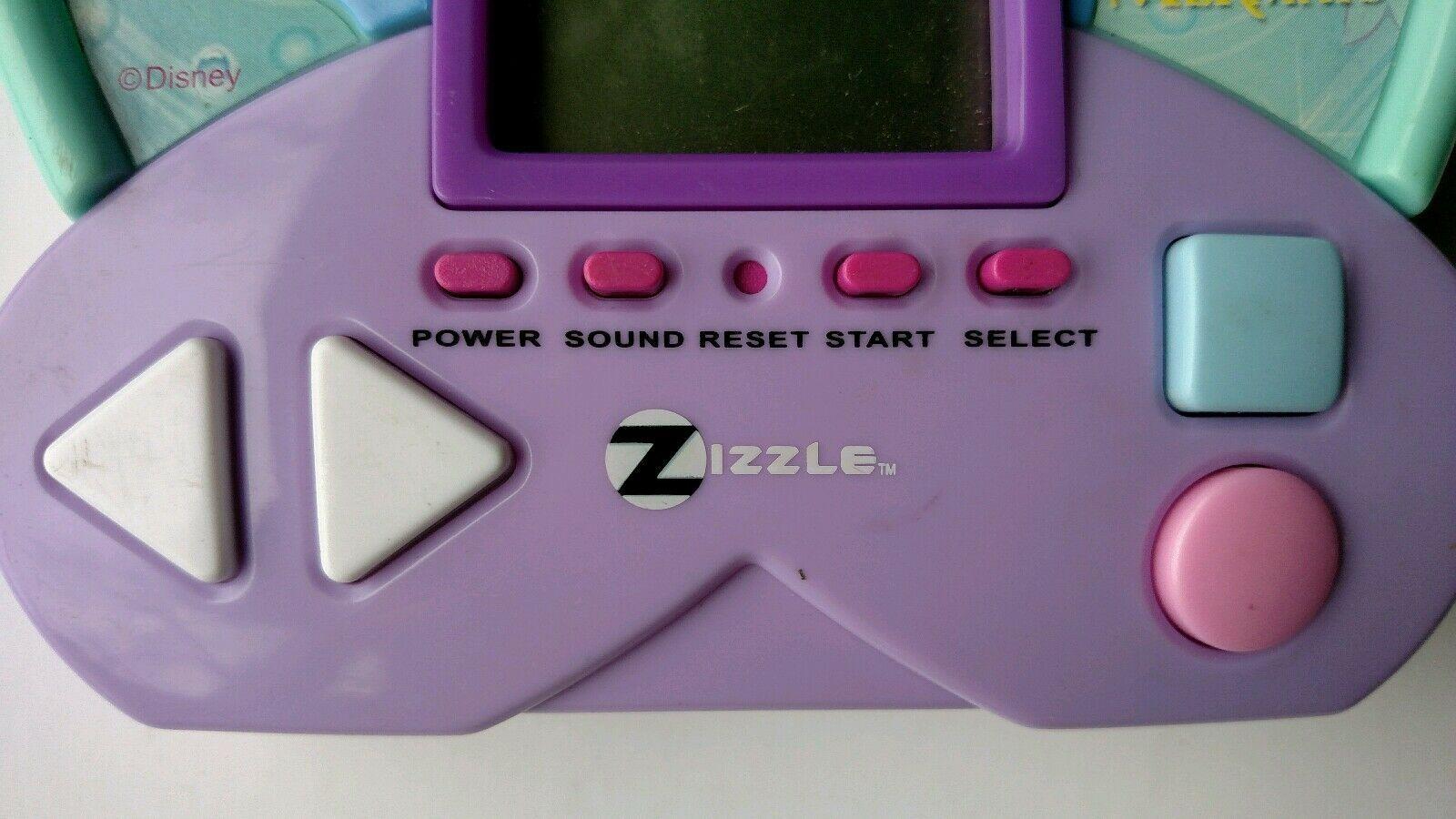 2006 handheld electronic Walt Disney Little Mermaid travel game with sound image 2