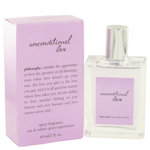 Unconditional Love by Philosophy Eau De Toilette Spray 2 oz for Women #502629 - $53.96