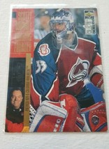 Upper Deck NHL Hockey Card Patrick Roy 1996-97 #307 Colorado Avalanche NHL - $1.98