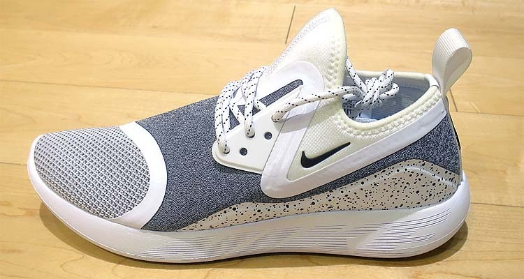 Nike Wmns Lunarcharge Essential White 923620-100 Womens Shoes Sneakers Trainers