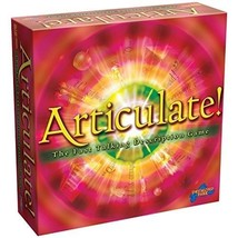Articulate - The Fast Talking Description Board Game Parties Families Teenagers - $18.76
