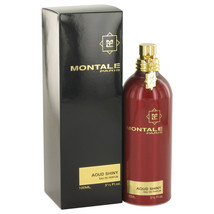 Montale Aoud Shiny by Montale Eau De Parfum Spray 3.3 oz for Women - $128.95