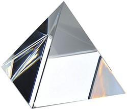 4 Amlong Crystal® High Quality Crystal Pyramid with Gift Box - $36.34