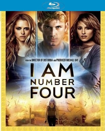 I Am Number Four (Blu-ray + DVD)