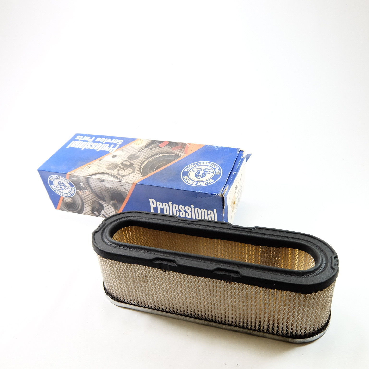 New Silver Streak 30-107 Air Filter replaces Briggs & Stratton 451519 - $7.00