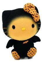 Hello Kitty Halloween Bat Costume TY Beanie Babies Plush Stuffed Animal ... - $11.87