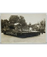 Glendale California 1922 Float Tournament of Roses Parade 2nd Prize Post... - $24.95