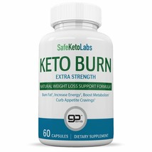 Keto Pills from Shark Tank - SafeKetoLabs - Burn Fat Fast & Lose Weight,... - $16.91