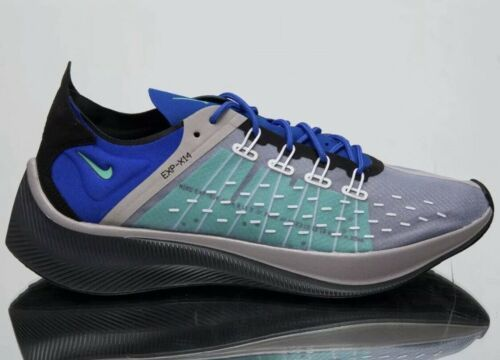 Nike EXP-X14 Pure Platinum Menta Lifestyle Shoes AO1554-005 Mens Size 10 NEW!