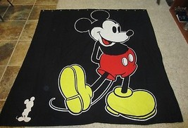 Disney Mickey Mouse Shower Curtain  Traditional Design - $27.50