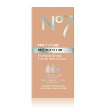 No7 Cool Vanilla Match Made Custom Blend Foundation Drops 15ml New  - $9.74