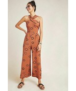 NWT ANTHROPOLOGIE FAITH JUMPSUIT by EVA FRANCO 10 - $99.99