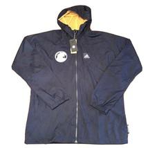 Columbus Crew Men's Adidas WND Windbreaker Jacket Size M GK1765 $120 MLS Cup - $59.15