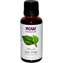 Now Foods, Essential Oils, Tea Tree, 1 fl oz (30 ml) Aromatherapy - $18.00