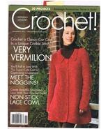 Back Issue Crochet! Magazine November 2010 - $7.99