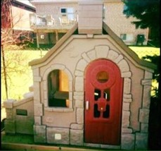 Step2 Naturally Playful Storybook Cottage Playhouse Outdoor Child Toddler - $350.63
