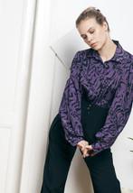 80s vintage blouse - $28.39