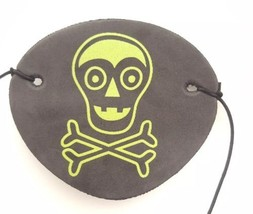 Pirate Halloween Eye Patch Skeleton Jolly Roger Skull Crossbones Booty T... - £7.47 GBP