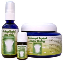 Archangel Raphael - Divine Healing Essential Oil Blend for spiritual hea... - $44.00