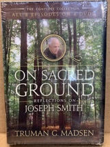 On Sacred Ground: Reflections on Joseph Smith (DVD) 783027007695 - $24.95