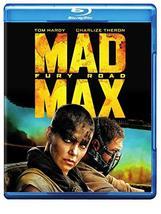 Mad Max: Fury Road (Blu-ray+DVD)