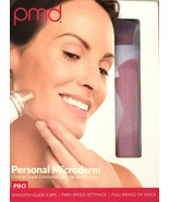 PMD PRO PERSONAL MICRODERM CLINICAL EXFOILIATION W/VACUUM FUNCTION - $155.00