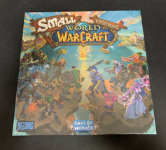 Days of Wonder Small World of Warcraft Blizzard WOW Alliance Horde Azero... - $56.09