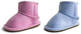 New Infant Shoes Toddler Girls Cute Winter Toddler Boots Sz 2-8 - £7.74 GBP