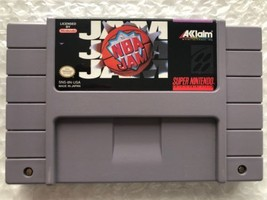 ☆ NBA Jam (Super Nintendo 1994) SNES Game Cart Tested Working ☆ - $12.99