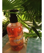 Orange Bath gel, shower gel - $11.00