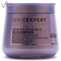L'Oréal Professionnel Serie Expert Blondifier Masque For Blond Hair, 250ml - $24.00