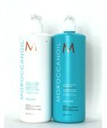 Moroccanoil Extra Volume Shampoo And Conditioner 33.8 Fl oz - $80.74