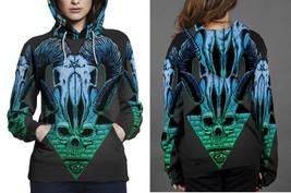 Trippy Illuminati Women's Hoodie - $44.80+
