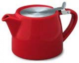 Stump Teapot With SLS Lid And Extra Fine 0.3mm Stainless Ateel Infuser 1... - $34.63