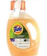 1 Count Tide 46 Oz Purclean Plant Based Honey Lavender 32 Lds Laundry De... - $34.99