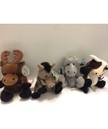 Coca Cola Animal Plush Collection Wild Animals See Pictures Collectible ... - $5.89