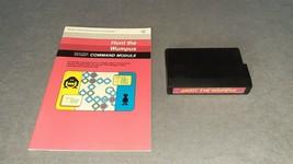 Texas Instruments TI-99/4A: Hunt the Wumpus [w/ Manual] - $15.00