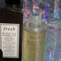 NIB Fresh Black Tea Age Delay Eye Serum Concentrate Overnight Firming Corset image 5
