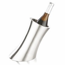Wine Bottle Chiller, Convex Stainless Steel Tabletop Insulated Bottle Wi... - €54,21 EUR