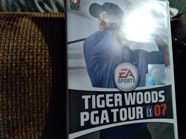 Nintendo Wii Tiget Woods PGA Tour 07 image 1